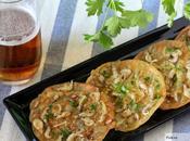 Tortillitas camarones crujientes. Receta vídeo