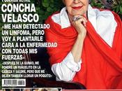 Concha Velasco padece cáncer linfático