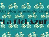 blog chuli: Bici Azul