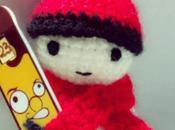 Amigurumi: Copito, muñeco nieve hace Snow.