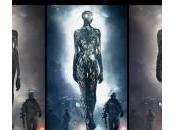 Diseños conceptuales Centinelas X-Men: Días Futuro Pasado