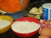 Meriendas caseras: magdalenas zanahoria lenguas gato naranja