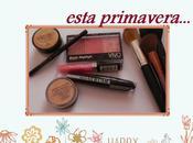 Favoritos primavera: Maquillaje
