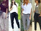 Cómo combinar pantalón Slouchy este verano