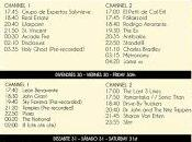 Horarios para seguir streaming Primavera Sound