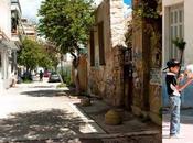 Atenas: historias desarrollo urbano contadas calles