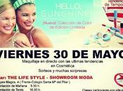 Invitación este viernes Mayo TheLifeStyle Showroom Madrid-Retiro