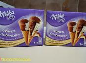 Helado Milka /Milkaチョコレートアイス