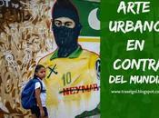 Arte urbano contra mundial
