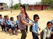 Selena Gómez, visita Nepal como embajadora Unicef
