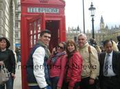 Londres, ruta landmarks
