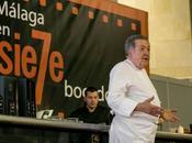 Siete cocineros estrella michelín acercan público mejor gastronomía andaluza fycma festival