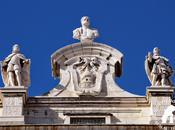estatuas Palacio Real