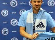 David Villa fichó York City MLS, equipo arrancará actividades 2015