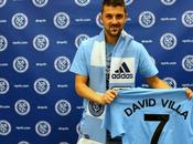 York City presenta David Villa