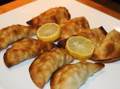 Empanadillas arabes Guisantes