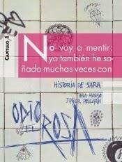 Odio Rosa (Historia Sara) Alonso Javier Pelegrín