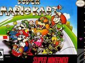 Super Mario Kart, inicio locas carreras Nintendo