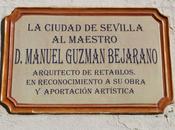 Homenaje Manuel Guzmán Bejarano.