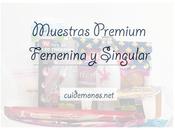 Muestras Premium (Femenina singular)