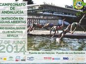 Campeonato Andalucía natación aguas abiertas