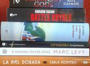 Book haul: mayo 2014