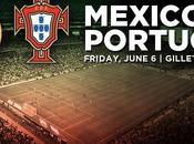 Trasmision vivo México Portugal Amistoso Brasil 2014
