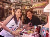 Feria Libro Madrid 2014. ¡¡Gracias, chicas Happys!!