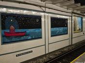 Arte subte Subway
