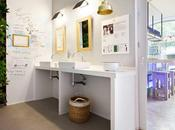 Tres estudiantes EINA ganan premio Habitácola idean baños Casa Decor.