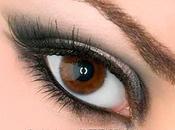 Maquillaje para ojos cejas