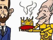 Cuando barco hunde monarquía quiere mantenerse flote
