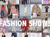 Fashion shows resort 2015