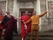 Música para banda sonora vital Golfus Roma funny thing happened Forum, Richard Lester, 1966)