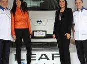 Nissan Mexicana primera marca comercializar vehículo ciento eléctrico país