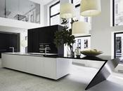 Libeskind lanza superfícies vértigo mano DuPont Corian.
