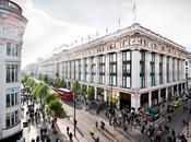 David Chipperfield remodelará almacenes Selfridges Londres
