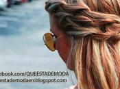 Trenzas sencillas para cabello