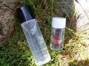 Probando aguas micelares: Clarins Galénic
