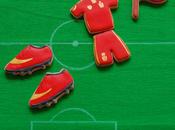Galletas mundial fútbol