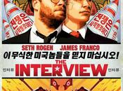 Primer póster trailer 'the interview' seth rogen james franco