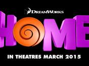 "Primer divertidísimo trailer ""home"""