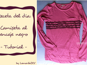 Post Invitado: Camiseta encaje negro Lamarita