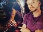 Simon Pegg opina nuevo sobre marcha Edgar Wright Hombre Hormiga
