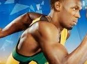 Usain Bolt. Jamaica Brasil VISA