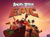 Angry Birds Epic: nueva adicción móvil