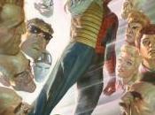 Otra impactante portada Alex Ross, esta para Amazing Spider-Man