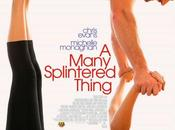 Primer póster oficial comedia romantica many splintered thing""
