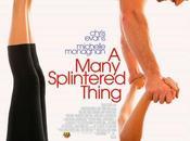 "Primer póster oficial comedia romantica many splintered thing"""