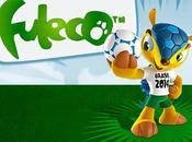 """Fuleco"", mascota Mundial Brasil 2014"